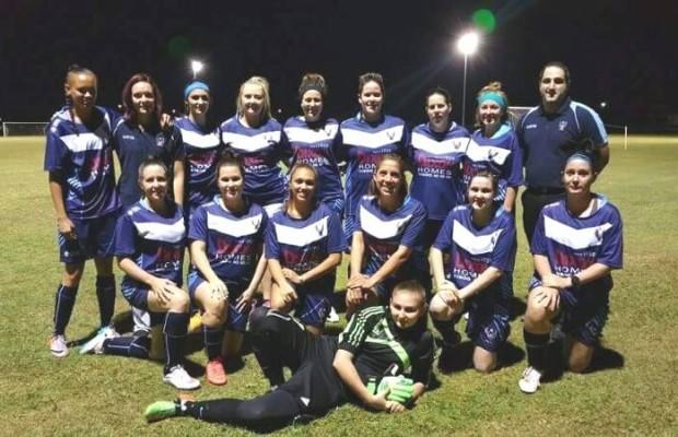 2015 Season – MCL Women White