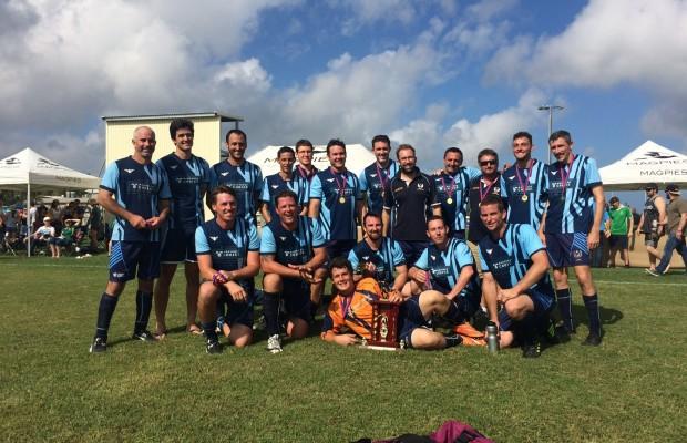 2016 1st Div Premiership Winners